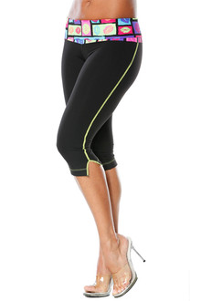 JNL VIP 3/4 Leggings