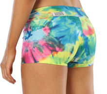 Color-foria Mini Band Mini Shorts