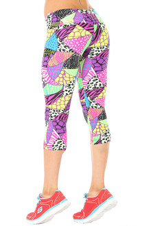 JNL - South Beach 3/4 Leggings