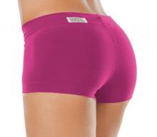 "Lowrise Regular Shorts - ORCHID - SALE - MEDIUM - 2.5"" INSEAM - 8"" SIDES"