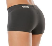 "Lowrise Regular Shorts - BLACK - SALE - MEDIUM - 3"" INSEAM - 8.5"" SIDES (1 AVAILABLE)"