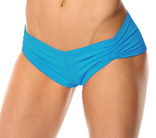 Gather King Shorts - BRIGHT TURQUOISE - SALE - XS (1 AVAILABLE)