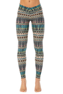 Alicia Marie - Native Long Leggings