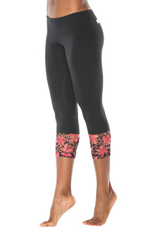 Sport Band Modella Long Lace Cuff 3/4 Leggings