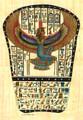 Goddess Isis Papyrus