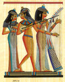 The Egyptian Musicians Papyrus