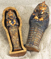 King Tut Coffin with Mummy