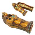 Egyptian King Tut Sarcophagus