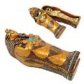 Egyptian King Tut Sarcophagus