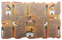 ancient Egypt funeral process