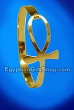 18k Gold Egyptian Bracelets