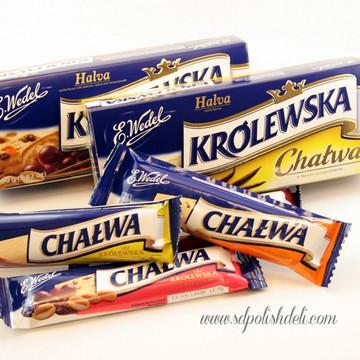Chalwa Sesame Pastry