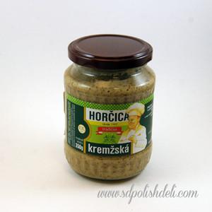 Horcica Kremzska Mustard