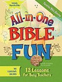 All in One Bible Fun Favorite Bible Stories Elementary