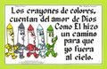 Los Crayones de Colores (Talking Colors)
