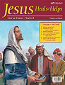 Jesus, Heals and Helps (10x13)