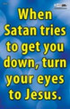 Turn Your Eyes to Jesus
