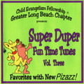 Super Duper Fun Time Tunes Vol. 3 (music cd)