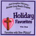 Holiday Favorites CD vol. 1