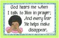 God Hears Me