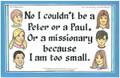 I'm A Missionary