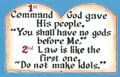 Ten Commandments song