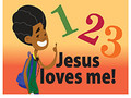 123 Jesus Loves Me