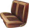 1969 Belvedere & Roadrunner Front Split Bench Standard Style