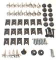 Air Grabber Mounting Kit 70 Roadrunner & GTX & 71-72 Charger - 64 Pcs