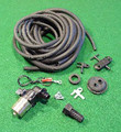 Deluxe Washer Hose KIt 67-68 C Body Electric