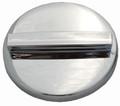 Gas Cap 67-70 A Body Chrome Non-Vented