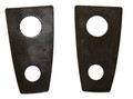 Fender Turn Signal Gasket 70-73 A Body 70-72 B & E Body - Pair