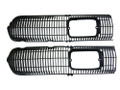 68 Barracuda Grille Screens