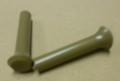 Door Lock Knobs 62-74 A & B Body Gold/Buige
