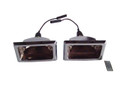 67 Coronet & 66-67 Charger Backup Lens Bezel & Housing - Pair