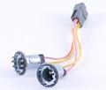Backup Light Switch Console 66-70 B Body w/Backups w/Automatic