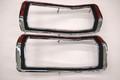 73-74 Duster Tail light Bezels