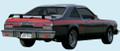 1976-77 Aspen R/T Decal & Stripe Kit