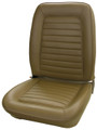 "1969 AMX Headrest Covers W/O Zipper & 10"" Base"
