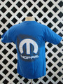 Mopar Explosion Shirt Blue XXLarge