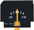 Amp Gauge 70-71 Dart Swinger Demon Duster Scamp Standard Dash