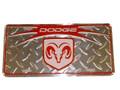 Dodge Diamond Plate