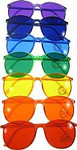 COLOR THERAPY GLASSES - SET OF 7