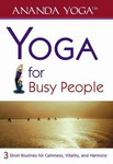 Yoga for Busy People - DVD