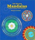 One Million Mandalas: For You To Create, Print & Color - Book & CD-Rom