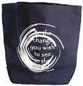 Gandhi Message - Shopping Bag
