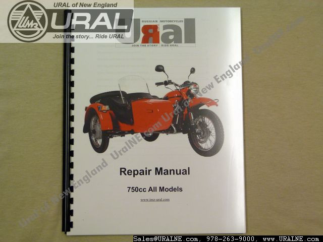 Ural Motorcycle Parts Manual Disrespect1st