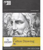 Canson 100% Cotton Drawing Pad A4 250gsm