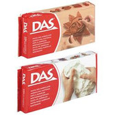 DAS Modelling Clay 1KG - White