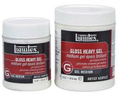 Liquitex Gloss Heavy Gel 473ml - CLEARANCE SALE!! While stocks last